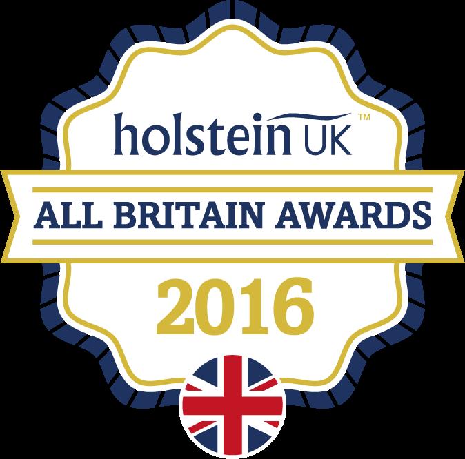 Holstein UK All Britain Awards 2016 logo