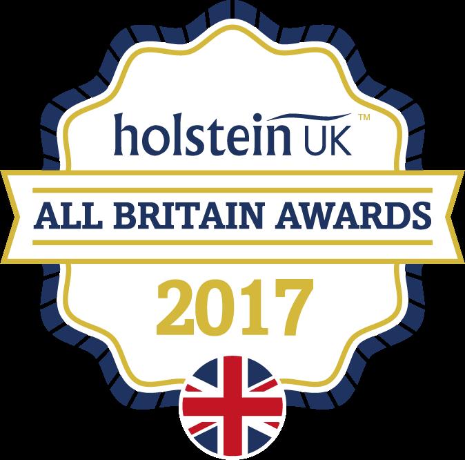 Holstein UK All Britain Awards 2017 logo
