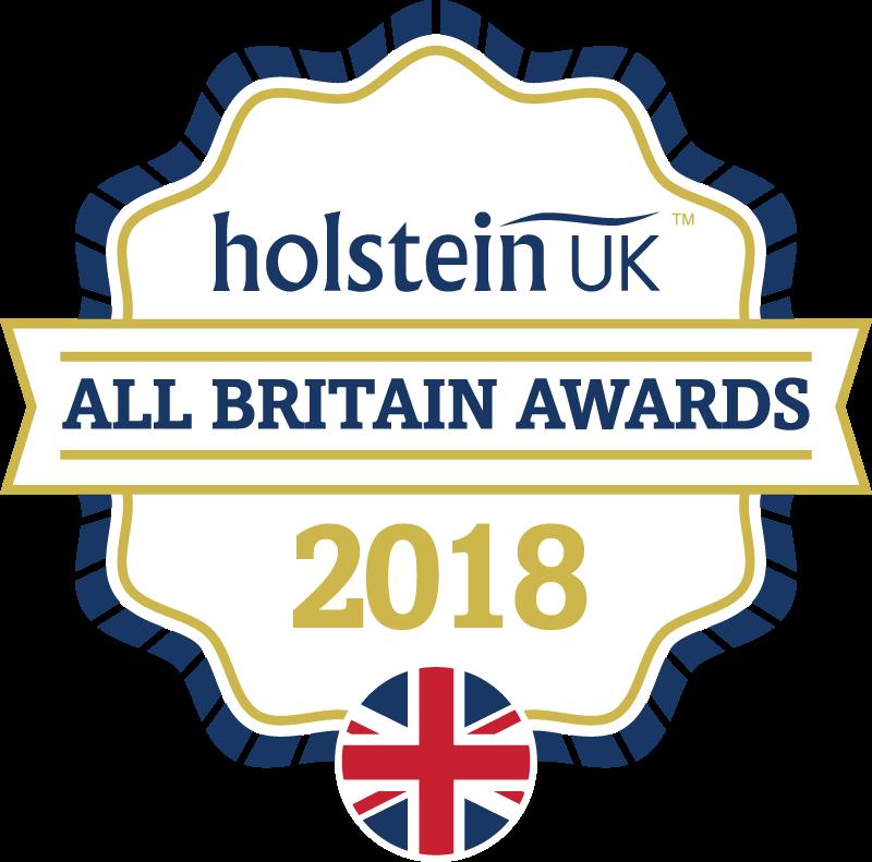Holstein UK All Britain Awards 2018 logo