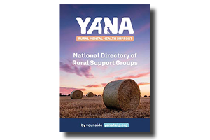 National Directory of Rural Support Groups